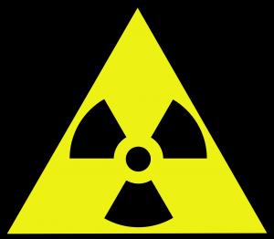 grandezze e unità di misura del radon - simbolo della radioattività